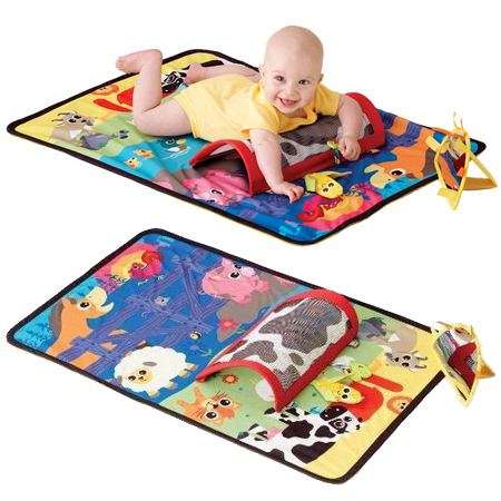 Tummy Time Air - Tappetino (ultimi Pezzi)